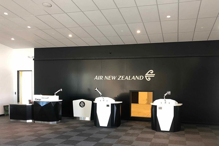 Air New Zealand Works