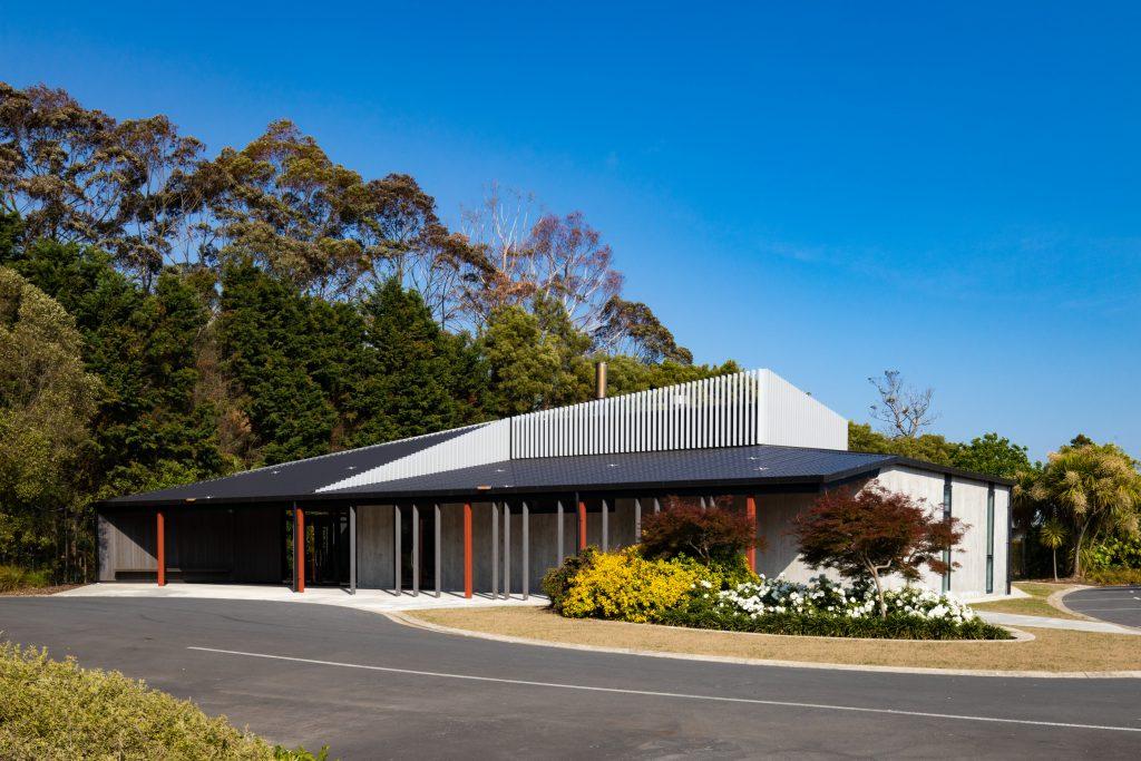 Newstead Crematorium
